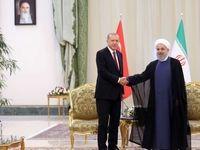 تصاویر دیدار رئیسان جمهوری ایران و ترکیه
