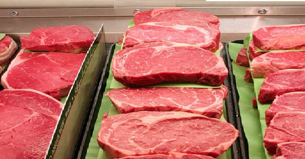 قیمت گوشت گوساله چند؟