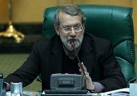 لاریجانی: مسئولان رژیم آمریکا دچار وارونگی ذهنی شدهاند/ پوشش کاذب دموکراسی در آمریکا است