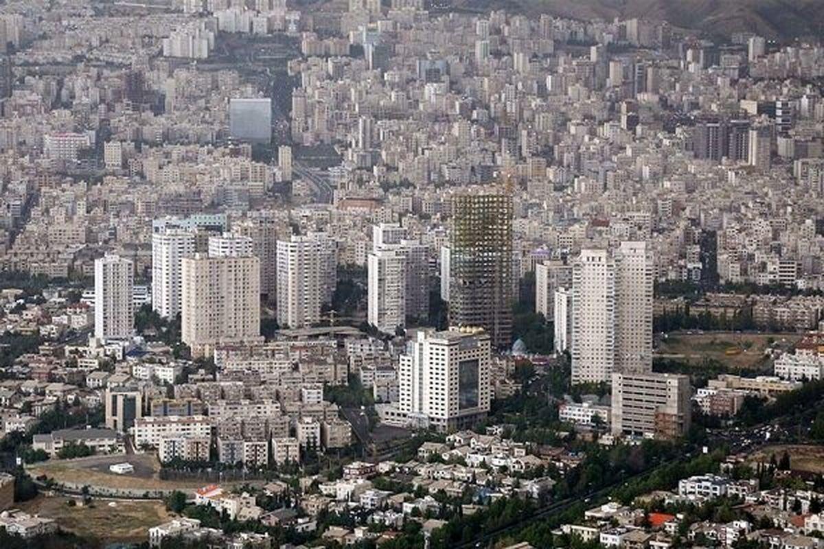 تغییرات شاخص قیمت نهادههای ساختمانهای مسکونی شهر تهران