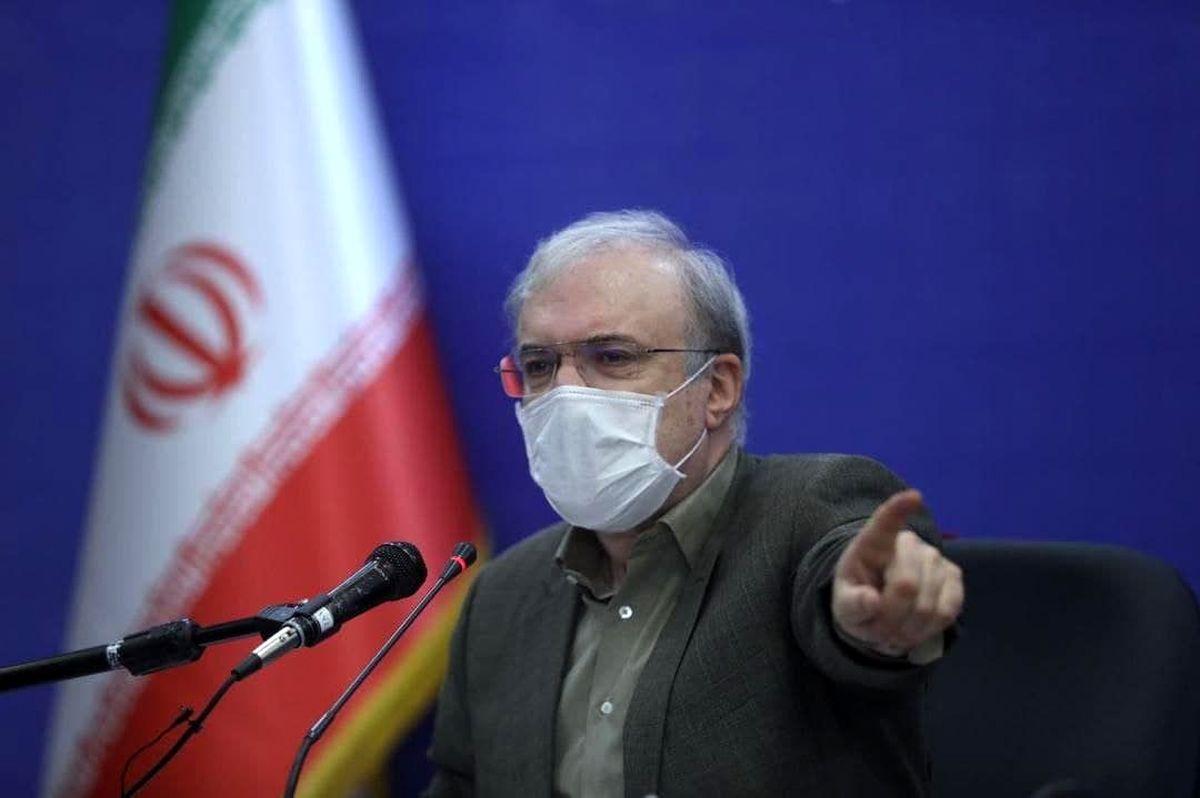 روشن شدن شعلههای کرونا در تهران