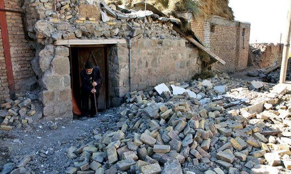 ۱۷۰۰واحد مسکونی در روستاهای زلزله زده باید احداث شود