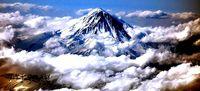 یال جنوب شرقی قله دماوند وقفی نیست