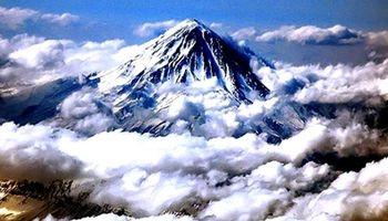 مفقود شدن یک زن کوهنورد در دماوند