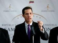 بیانیه خزانهداری آمریکا علیه مادورو و حمایت از گوایدو