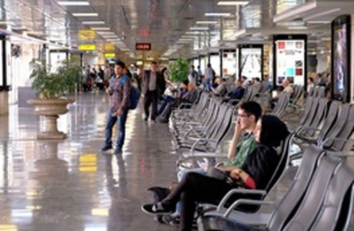کدام فرودگاهها بیشترین مسافر را دارند؟
