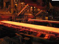 دستیابی به بالاترین درصد تولید تختال بدون عیب در فولاد مبارکه