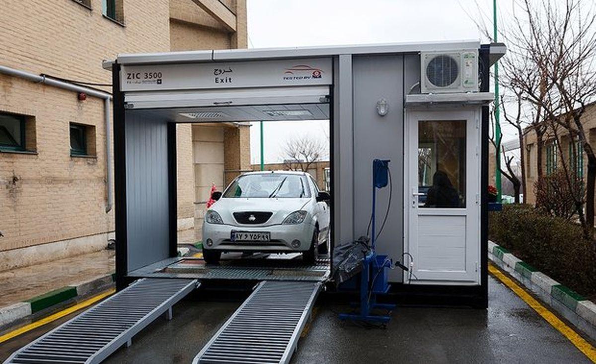 نرخ معاینه فنی خودروها افزایش نیافته است