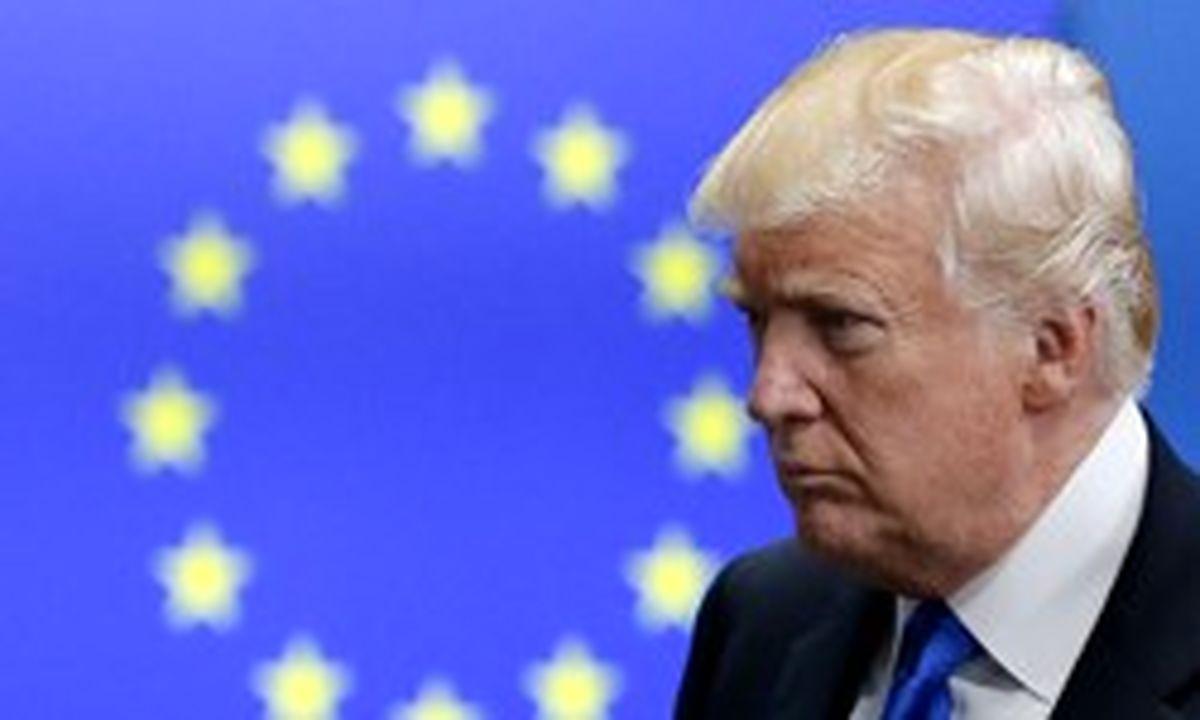 توافق آمریکا و اروپا برسر تنبیه ایران درصورت قارهپیما