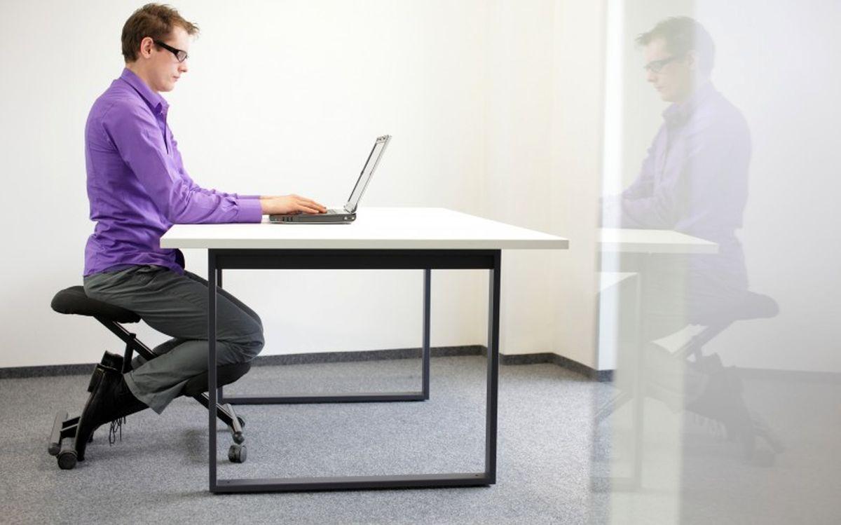 فواید شگفت انگیز صاف نشستن