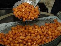 پخت زولبیا و بامیه در ماه مبارک رمضان +تصاویر