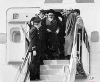 تصاویر منتخب آسوشیتدپرس از ورود امام خمینی(ره) به ایران