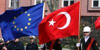 اتحادیه اروپا اعمال تحریم بر آنکارا را بررسی میکند