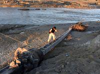 سیلاب افزون بر ۹هزار کیلومتر از جادههای سیستان و بلوچستان و کرمان را تخریب کرد