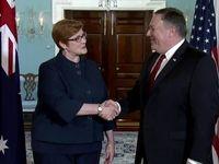 ابراز نگرانی استرالیا از تصمیم برجامی ایران