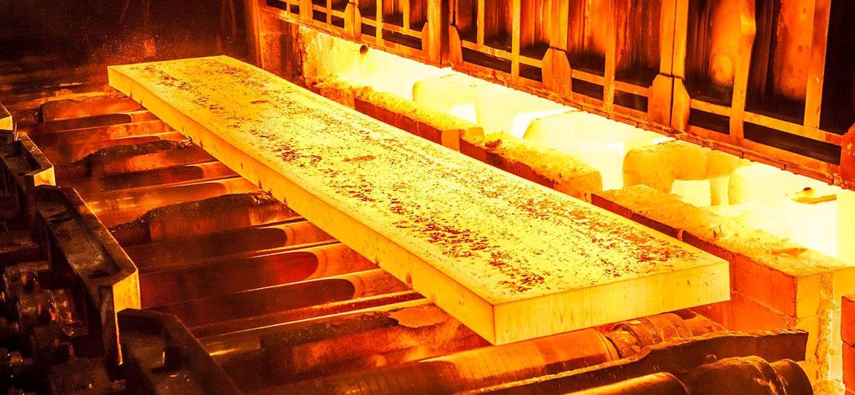 رنج معاملات مثبت در فولاد/ فولاد با سبزپوشی به استقبال فردا میرود