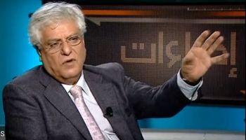 مرگ جامعهشناس عراقی در برنامه زنده +فیلم