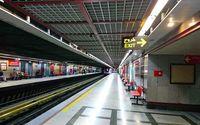 خودکشی دو دختر جوان در مترو شهرری