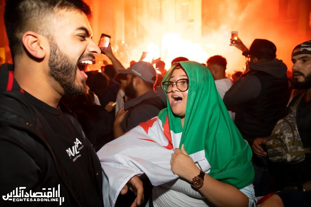 Algeria fans light up London after Afcon triumph