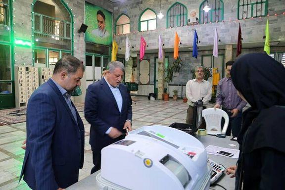 پنجمین دوره انتخابات شوارایاری تهران آغاز شد