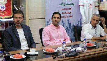 استراماچونی: خیلی مهم است ایران در تمامی ردهها تیم ملی دارد