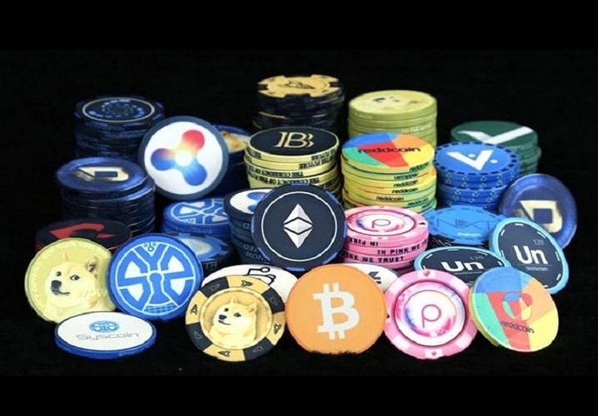 تغییرات قیمتی باارزشترین ارزهای دیجیتالی