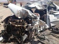 مرگ 2 کودک در تصادف خونین