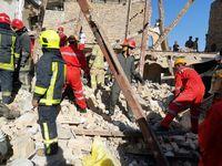 انفجار گاز درمشهد ده کشته و ۵ مجروح برجا گذاشت