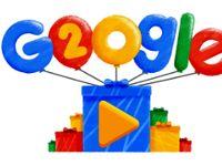ویدئو دیدنی تولد 20سالگی گوگل +فیلم