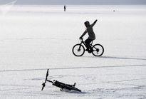 زمستان در بزرگترین شهر سیبری +تصاویر
