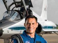 فضانوردان ناسا در موزه ملی هوا و فضا +عکس