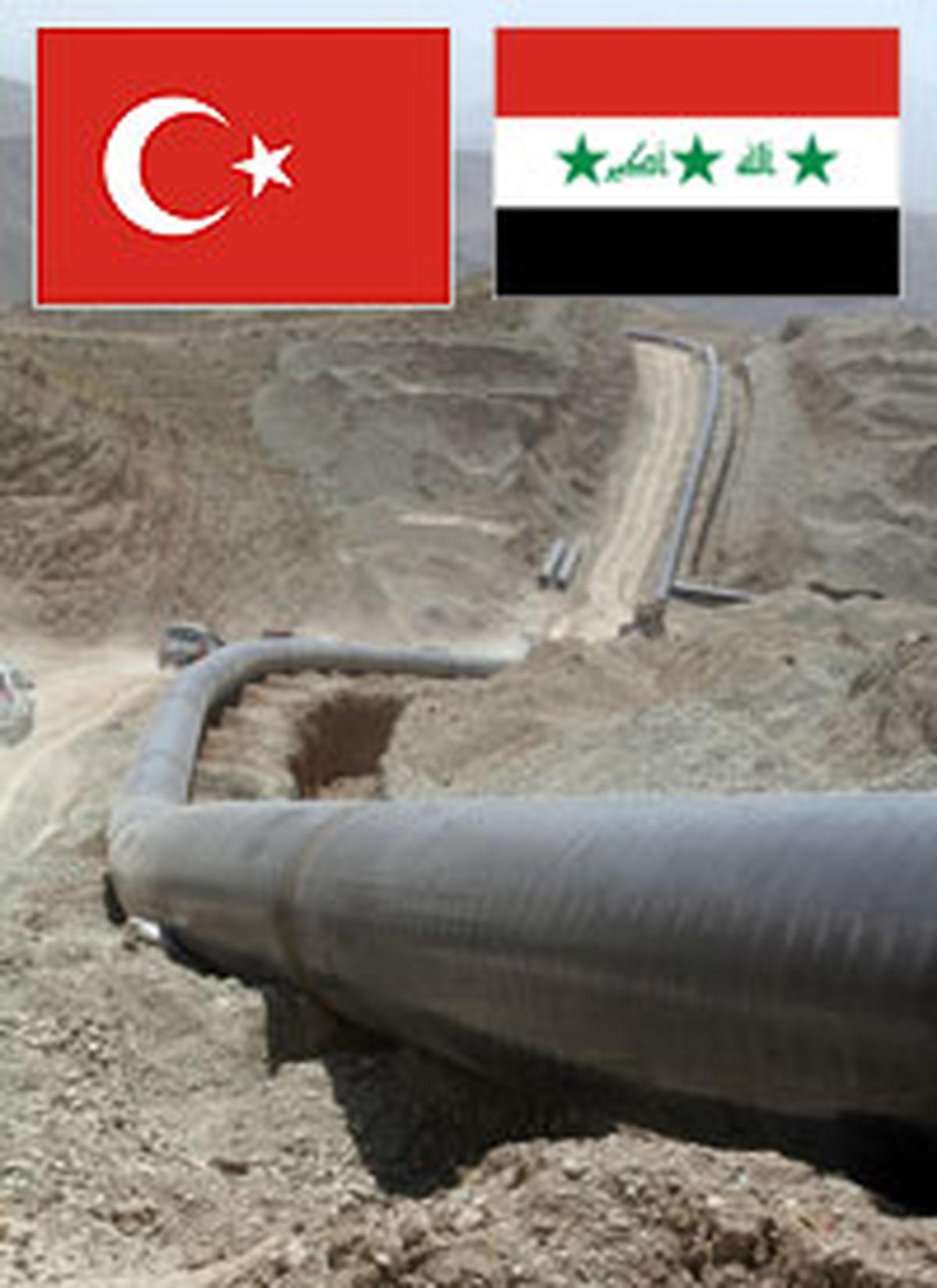 توقف صادرات نفت عراق به ترکیه