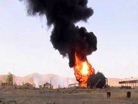انفجار تروریستی در غرب عراق