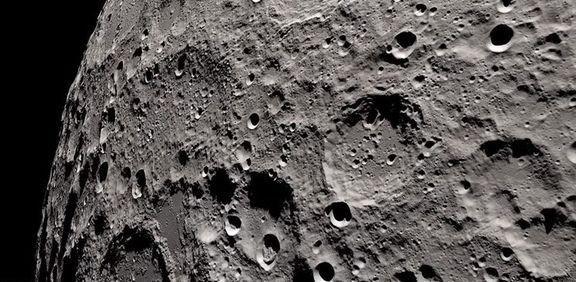 ماهنورد چین ماه را کشف میکند +عکس
