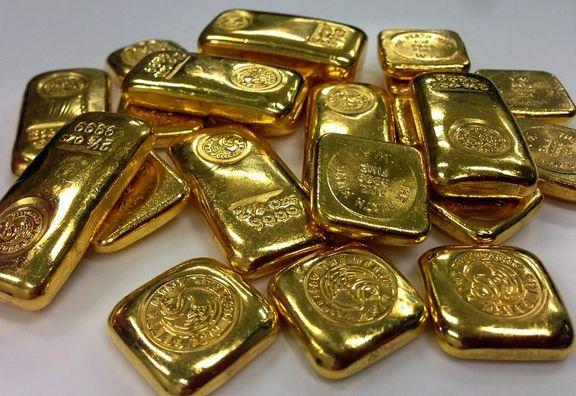 فشار شاخص دلار بر طلا