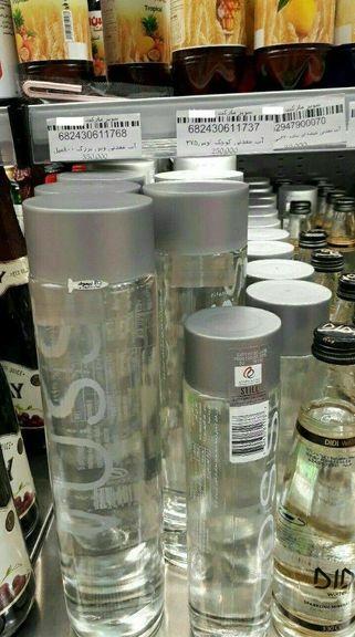 آب معدنی مارکدار ۳۵هزار تومانی +عکس