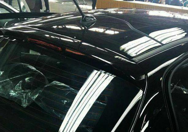 معاون ایران خودرو: فروش 207 و دنا پلاس با سقف پانوراما / رونمایی از خودروی جدید به زودی (+عکس)
