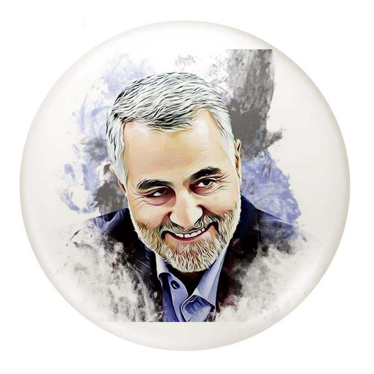 بازداشت به خاطر توهین به سردار سلیمانی