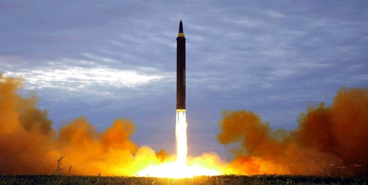 موشک فالکون9 را در هنگام پرتاب ببینید +عکس