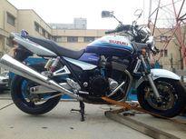 توقیف موتورسیکلت چند صدمیلیونی در تهران +عکس