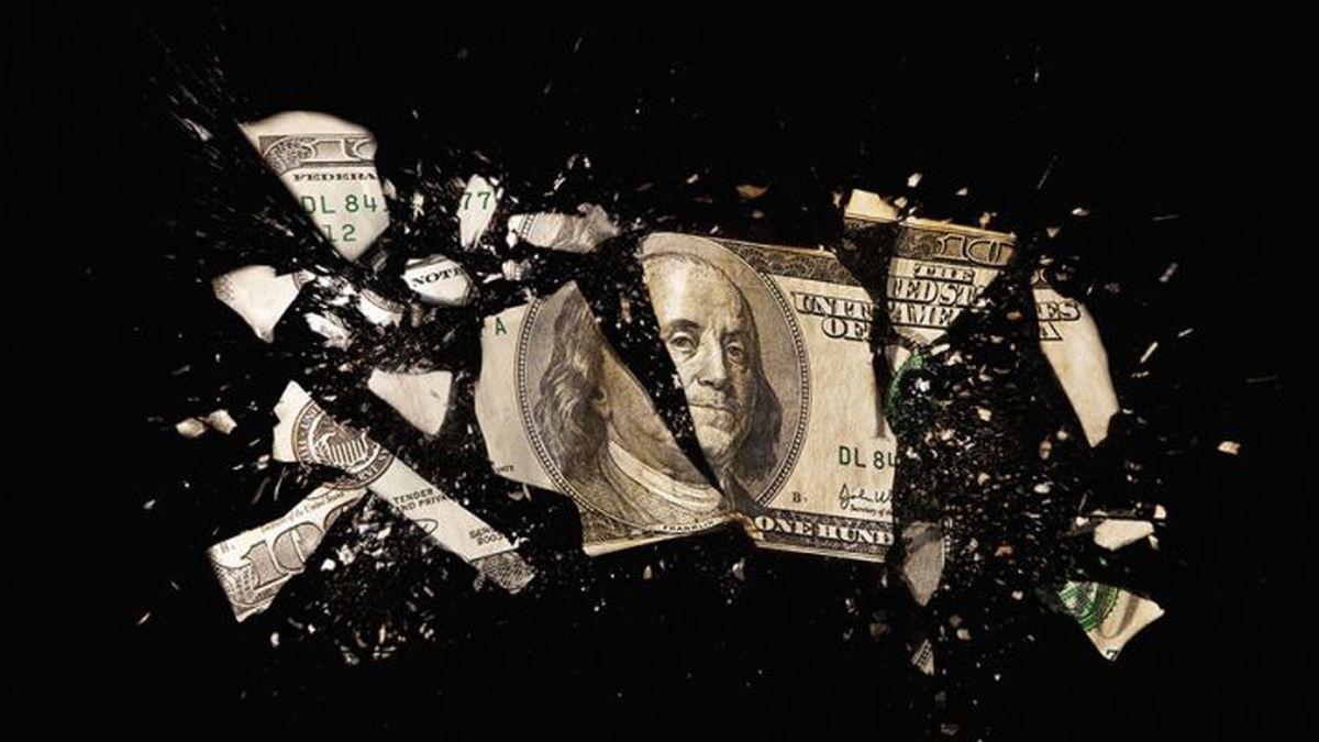 هشدار بانک آمریکایی نسبت به ریزش دلار