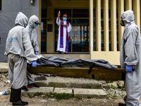سوزاندن اجساد قربانیان ویروس کرونا