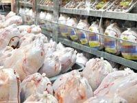 واردات 30 هزارتن مرغ منجد برای تنظیم بازار