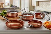 آیا استفاده از ظروف نچسب بیخطر است؟