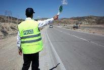 1400 تیم پلیس، امنیت جادهها را در اربعین عهدهدار هستند