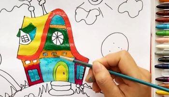 مظنه کلاسهای نقاشی کودکان چند؟