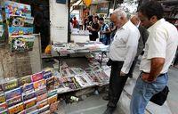 تغییر چهره ۱۲۰۰کیوسک مطبوعاتی در تهران