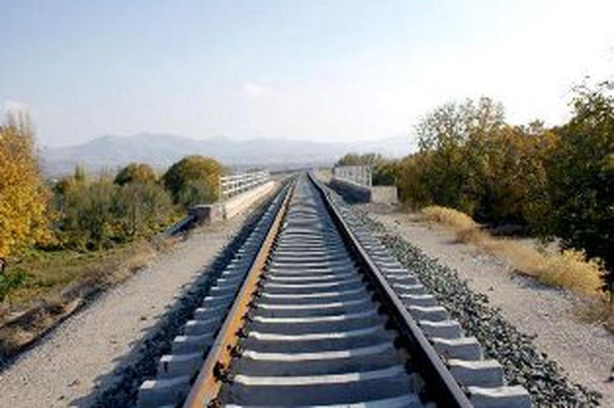 مرز مجاز ریلی ایران و افغانستان مشخص شد