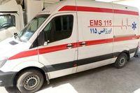 مراجعه ۱۱۶نفر به اورژانس تهران تا پایان مراسم ٢٢بهمن