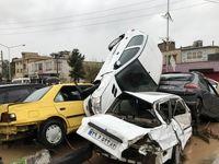 تکلیف خودروهای بدون بیمه در سیل چه میشود؟